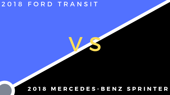 How Do The Ford Transit And Mercedes-Benz Sprinter Compare?